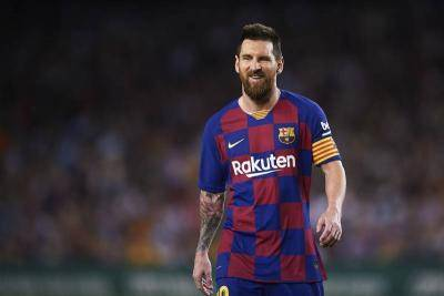 Man City accidentally bid 80 million euros for Lionel Messi