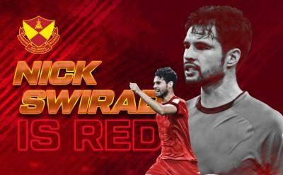 Nick Swirad: Selangor bagaikan Manchester United