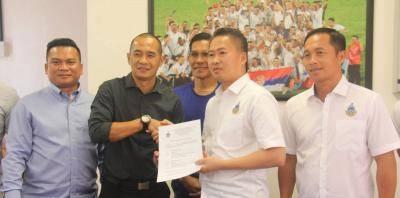 Kurniawan Dwi Yulianto jurulatih baharu Sabah