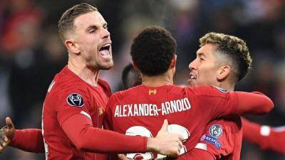 Liverpool could face Real Madrid, Atletico in Champions League last 16