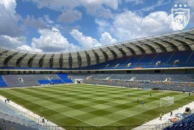 Stadium baharu JDT sedia diguna untuk Piala Sumbangsih 2020