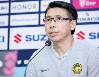 Tan Cheng Hoe mahu dua perlawanan persahabatan menentang negara Arab