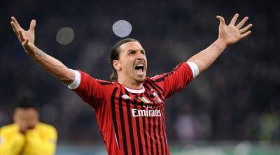 Zlatan Ibrahimovic rejoins Milan on free transfer