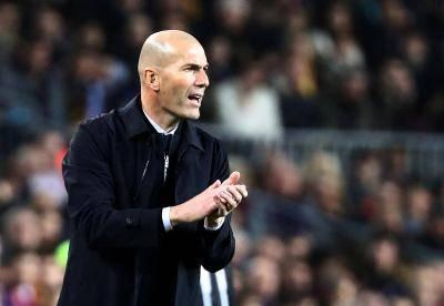 Zidane: Real Madrid should have won El Clasico