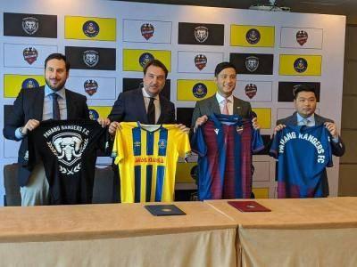 Pahang Rangers umum kerjasama dengan Levante UD