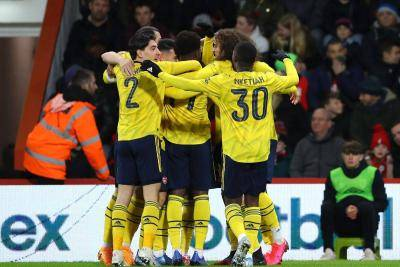 Arteta puts FA Cup clash with Bournemouth over the weekend to good use for Arsenal