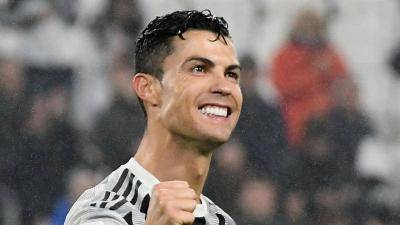 Cristiano Ronaldo is UEFA topscorer 2019