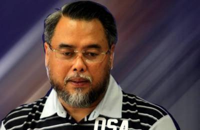 """Pahang nafi """"tiada duit"""""""