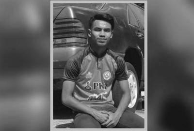 Pemain muda Perak meninggal dunia
