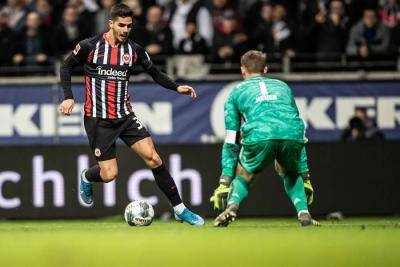 Andre Silva: Bundesliga the reason people watch football
