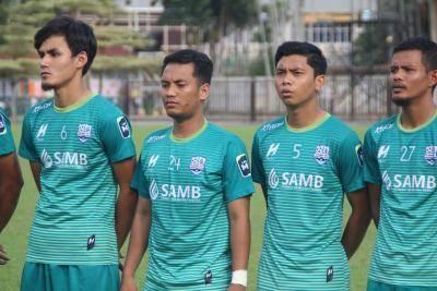 Kerana kekangan kewangan, SAMB FC turun Liga M4