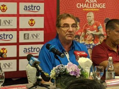 Robert Alberts dedah perbezaan besar antara bola sepak Malaysia dengan bola sepak Indonesia
