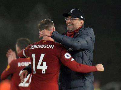 'Inilah kami' – Klopp setelah kemenangan Liverpool 4-0 ke atas Crystal Palace