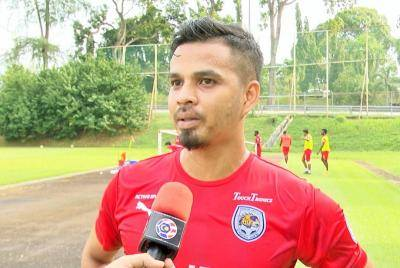Selepas 5 tahun di JDT, Amer Saidin sertai PJ City