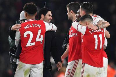 [VIDEO] How Mikel Arteta led Arsenal to their first home win since October