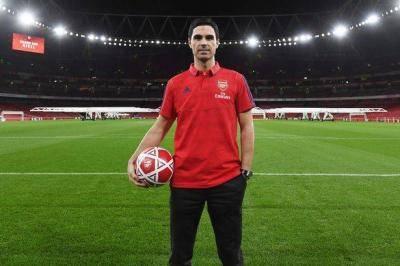 Mikel Arteta dituduh bahawa tidak adil oleh bintang Arsenal dalam pertemuan pasukan