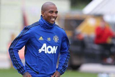 Ashley Young to join Inter Milan
