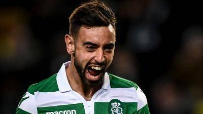 Bruno Fernandes: Man United make improved offer to counter Barcelona interest