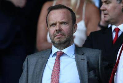 Woodward says Solskjaer will be backed in transfer market