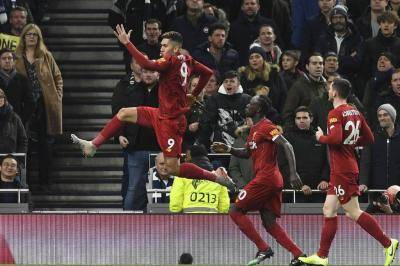 Liverpool set new points record in Premier League