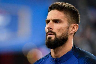 Olivier Giroud to join Inter next week