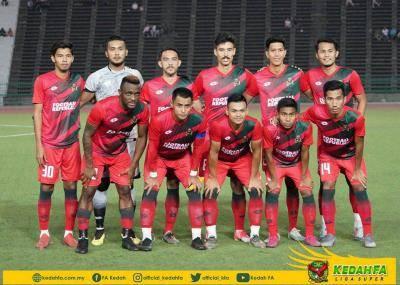 Kedah sudah bersedia cabar kejuaraan Liga Super