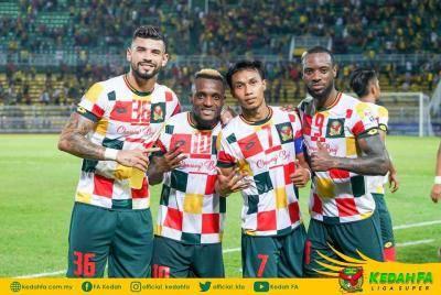 ACL2020: Selepas Tai Po FC, Kedah mahu kejutkan FC Seoul