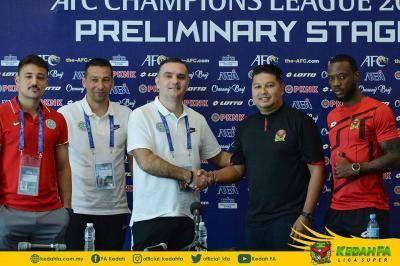 Kelayakan ACL2020: Cabaran getir buat Kedah