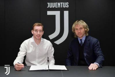Juventus sign Dejan Kulusevski for €35 million