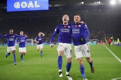 The Leicester Awakening