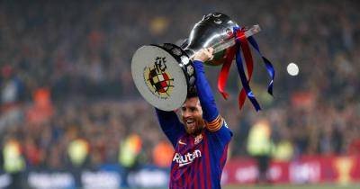 12 records Lionel Messi could break in 2020
