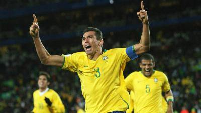 2002 World Cup winner Lucio finally retires from football