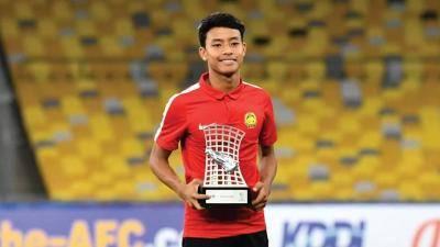 Luqman Hakim tercalon dalam Anugerah Budak Emas 2020