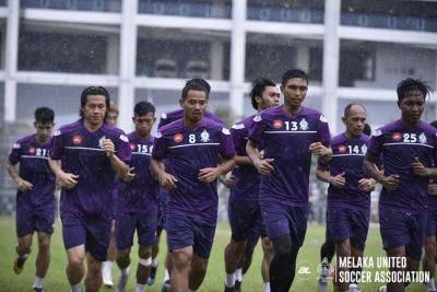 Walaupun hadapi masalah kewangan, Melaka United tetap bercita-cita tinggi