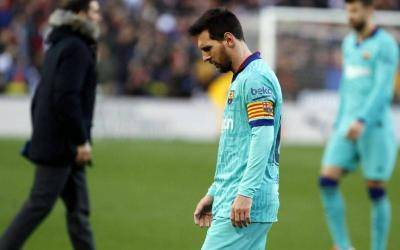 Three games after appointing new manager, Barcelona already lost their first game