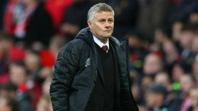 Solskjaer concedes Man United not where he expects them to be yet