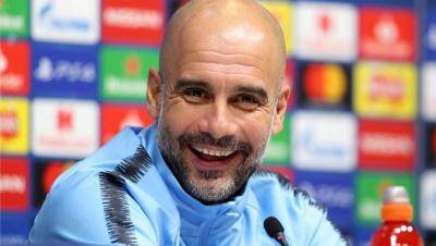 [VIDEO] Pep Guardiola: I'd rather be in Maldives than manage Man United