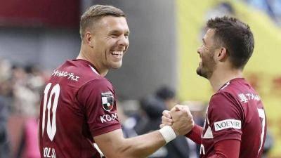 TMJ: Lukas Podolski berminat sertai JDT