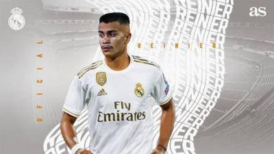 [VIDEO] Reinier completes Real Madrid move