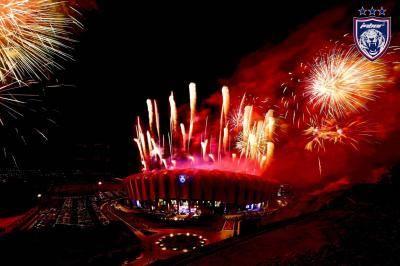 Fakta menarik Stadium Sultan Ibrahim, stadium baharu JDT
