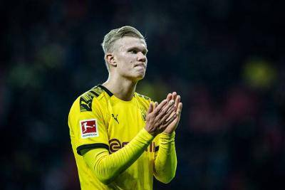 Erling Braut Haaland reveals his new life with Borussia Dortmund