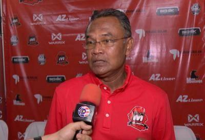 Mat Zan Mat Aris tidak kisah jadi jurulatih Melawati FC