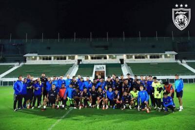 Tan Cheng Hoe: JDT bantu Malaysia buat persiapan terbaik menentang UAE