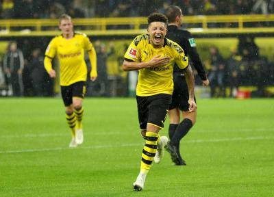 'High-flyer to problem child' Jadon Sancho in 'CRISIS' form in Germany