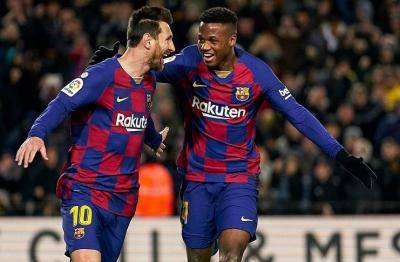 Barcelona: Ansu Fati became the youngest player to score a brace in La Liga