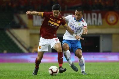 Brendan Gan: Pahang tidak sekadar bergantung kepada Matthew Davies