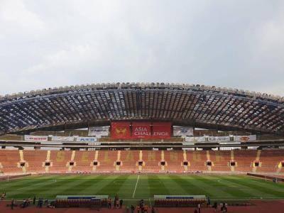Isu Stadium Shah Alam dan PJ City belum selesai