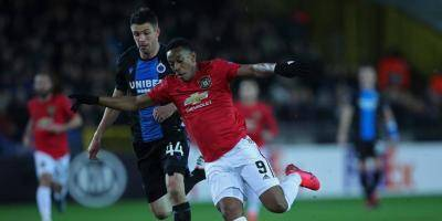 [VIDEO] Europa League: Man United held 1-1 by Club Brugge