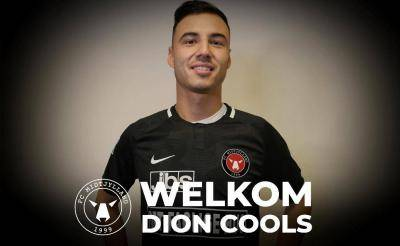 Dion Cools sertai FC Midtjylland