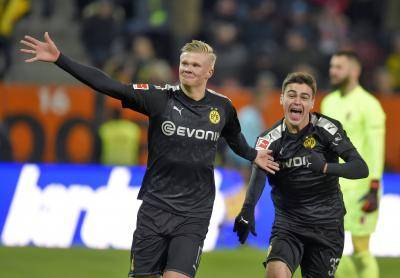 Brilliant Haaland and Reyna unable to prevent Dortmund from DFB Pokal exit